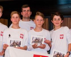 Polacy po raz kolejny z medalem na Opti Team Cup Berlin!