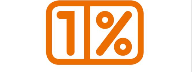PRZEKAŻ 1 % SWOJEGO PODATKU