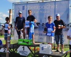 Eberspacher Puchar Mazur 2017 – podsumowanie regat