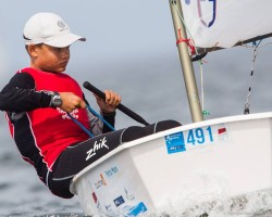 OPTIMIST  WORLD  CHAMPIONSHIP  2015