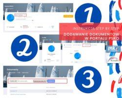 Dodawanie dokumentów w Portalu PSKO