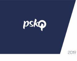 Kalendarz ścienny PSKO 2019