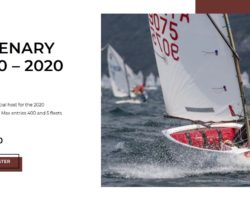 Zaproszenie na regaty YOUTH CENTENARY REGATTA 1920 – 2020 Optimist – Garda