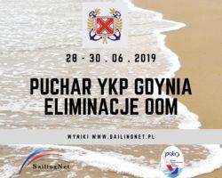 Puchar YKP Gdynia zaczynamy