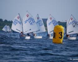 IV Otwarte Mistrzostwa Podkarpacia w klasach Optimist i Laser 4.7