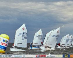 Vector Sails Cup 2020. Morskie wyzwanie dla Optimistów zakończone.