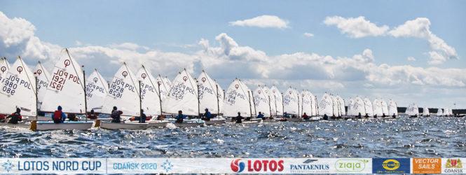 Vector Sails Optimist Cup