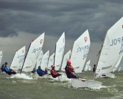 Podsumowanie Vector Sails Cup w klasie Optimist podczas LOTOS Nord Cup Gdańsk 2019