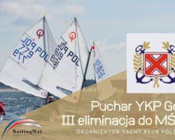 Puchar YKP Gdynia od piątku