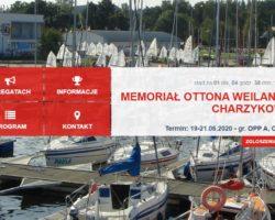 Memoriał Ottona Weilanda w Charzykowach 2020