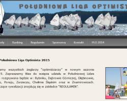 Zaproszenie – Południowa Liga Optimista 2015