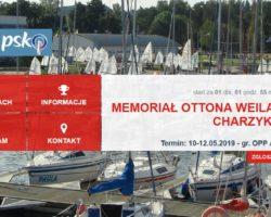 Memoriał Ottona Weilanda – Charzykowy 2019