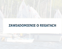 XVIII Regaty Żeglarskie o Puchar Starosty Ełckiego